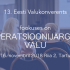 XIII ESTONIAN PAIN CONFERENCE